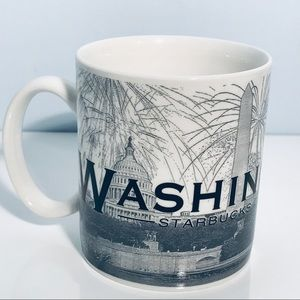 STARBUCKS WASHINGTON DC 2002 Mug